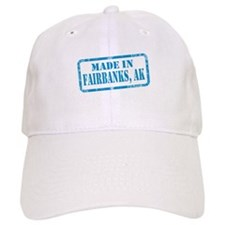 MADE IN FAIRBANKS Baseball Cap