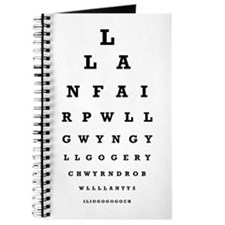 Welsh Eye Test Journal