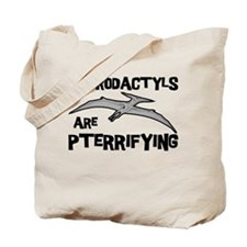 Pterodactyls Tote Bag