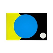 Flag Of Earth.... Rectangle Magnet