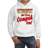 Get your oompah on! Hoodie