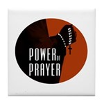 POP (Power of Prayer) Tile Coaster