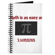 Cool Pi day Journal