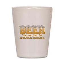 Beer/Brekkie Shot Glass