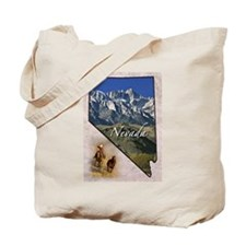 Cute Nevada Tote Bag