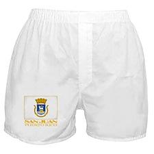 San Juan Flag Boxer Shorts