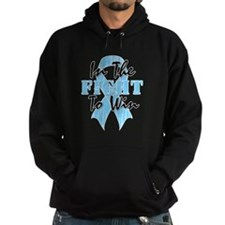 Prostate Cancer In The Fight Hoodie