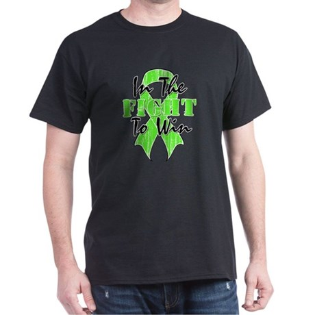 NonHodgkins Lymphoma Fight Dark T-Shirt