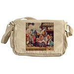 ALICE & THE DUCHESS Messenger Bag