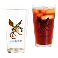 JABBERWOCKY Drinking Glass