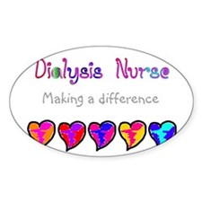 Dialysis III Decal