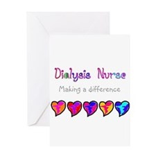 Dialysis III Greeting Card