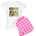 ALICE & THE CAUCUS RACE Women's Light Pajamas
