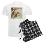 ALICE & THE CAUCUS RACE Men's Light Pajamas