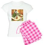 ALICE & THE CATERPILLAR Women's Light Pajamas