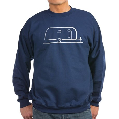 Airstream Silhouette Sweatshirt (dark)