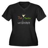 Whisperer Professions Women's Plus Size V-Neck Dar