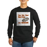 You Bet Your Burrito I'm Mexi Long Sleeve Dark T-S