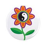 Retro Yin Yang Flower 3.5