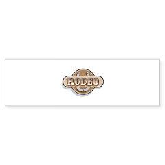 Rodeo Sticker (Bumper 50 pk)
