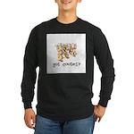 Got Cooties? Long Sleeve Dark T-Shirt