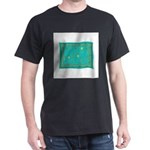 Capricorn Constellation Tapes Dark T-Shirt