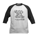 Owens Battles Quote Tee
