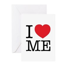 I LOVE ME Greeting Cards (Pk of 20)