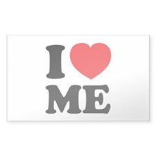 I LOVE ME Decal
