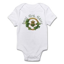 Life, Love, Laughter Infant Bodysuit