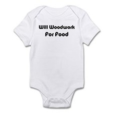 Will Woodwork For Food Infant Creeper