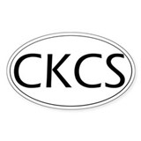 CKCS Decal
