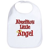 Abuelito's Little Angel Bib