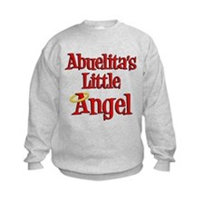 Abuelita's Little Angel Sweatshirt
