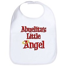 Abuelita's Little Angel Bib