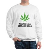 Cannabis Chills Jumper