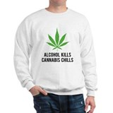Cannabis Chills Sweatshirt