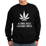 Cannabis Chills Jumper Sweater