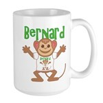 Little Monkey Bernard Large Mug