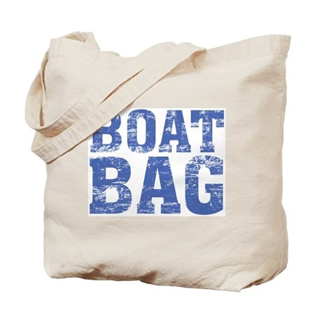 Boat Bag Tote Bag