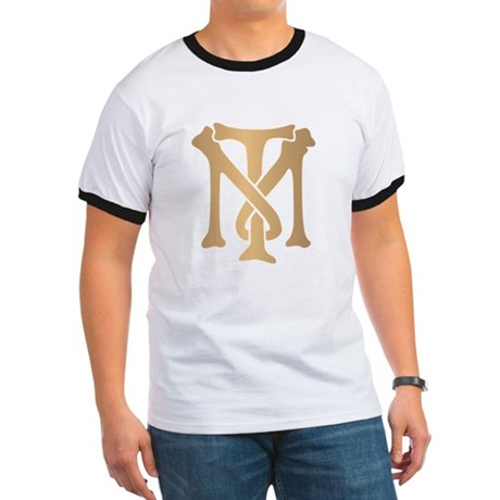 Tony Montana Monogram Ringer T