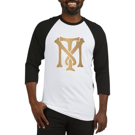Tony Montana Monogram Baseball Jersey