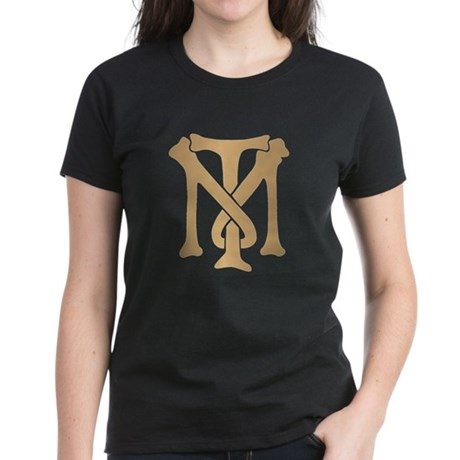 Tony Montana Monogram Womens T-Shirt