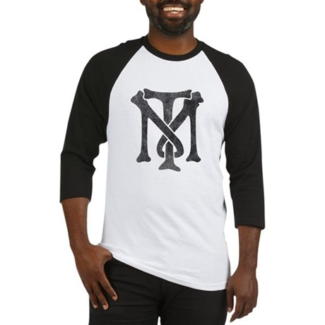 Tony Montana Vintage Monogram Baseball Jersey