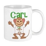Little Monkey Carl Mug