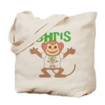 Little Monkey Chris Tote Bag