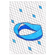 Mobius Strip Color 1