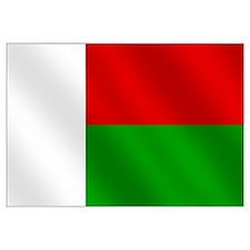 Madagascan flag