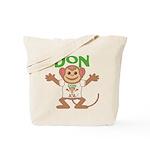 Little Monkey Don Tote Bag