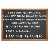 I AM THE TEACHER 1